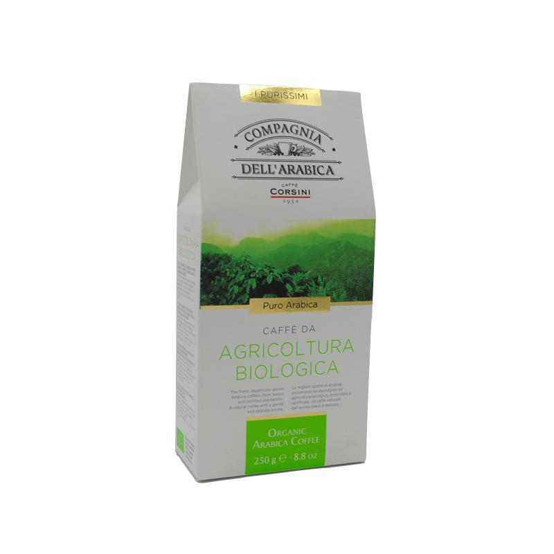 Compagnia Dellarabica - Arabica Cafea Macinata Bio 250g