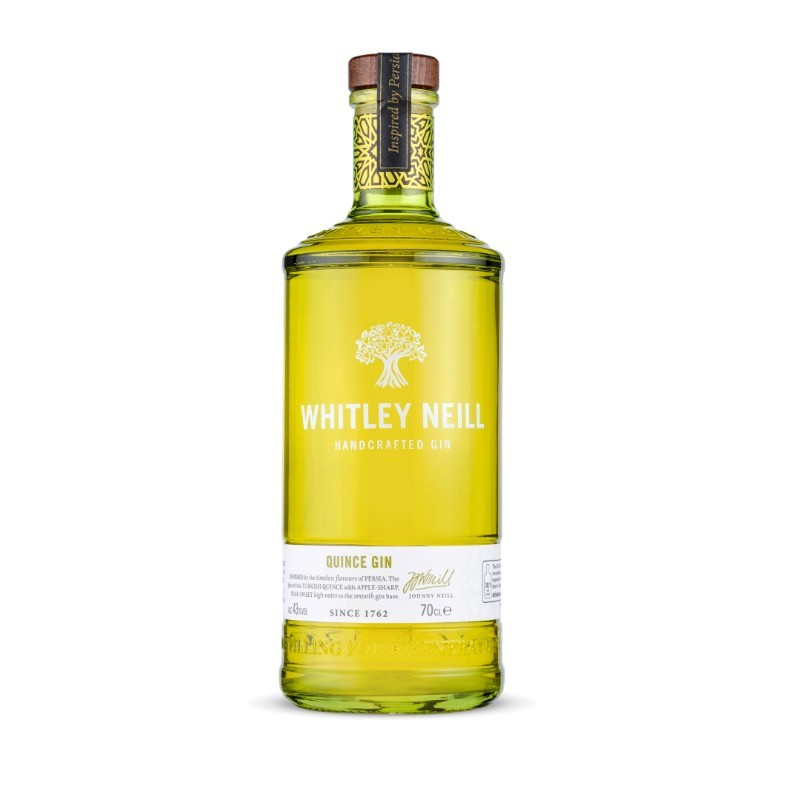 Gin Quince Whitley Neill, Alcool 43%, 0.7L