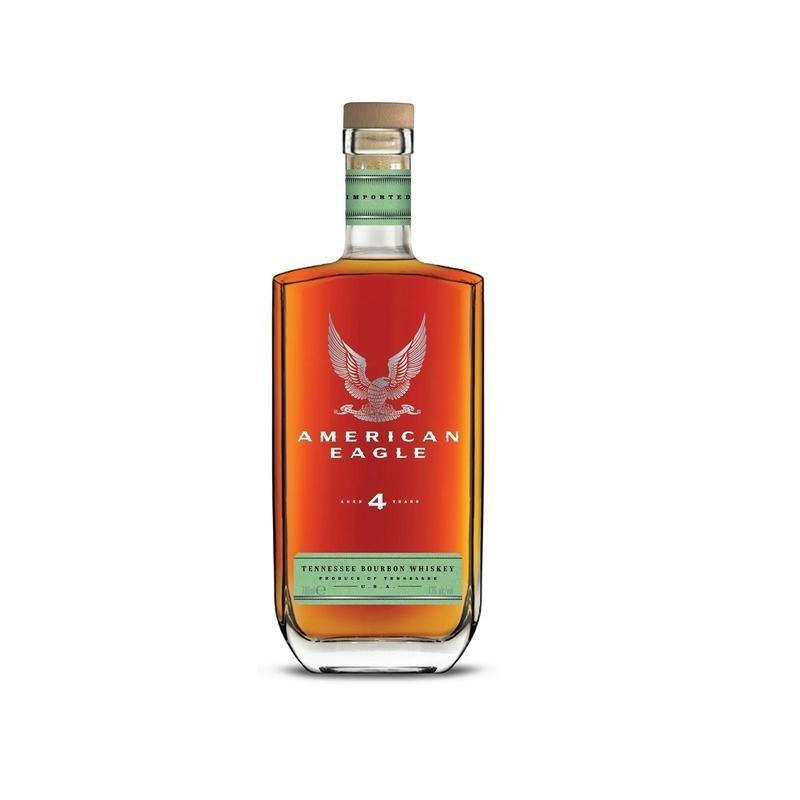 Whisky Bourbon 4 Ani Vechime, Alcool 40%, 0.7L