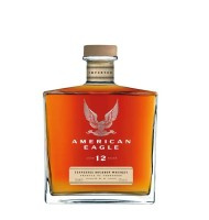 Whisky American Eagle 12 ani Vechime, Alcool 43%, 0.7L