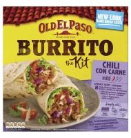 Kit Burrito Old El Paso 620g