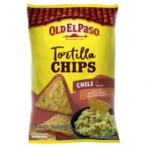 Old El Paso - Tortilla Chips Chili 185g
