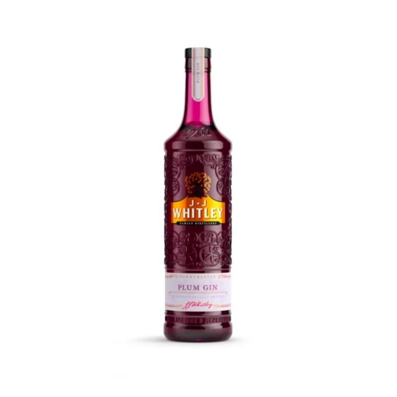 Gin Plum Jj Whitley, Alcool 38.6%, 0.7L