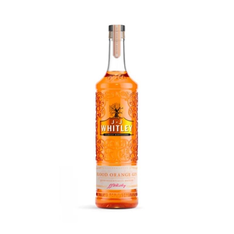 Gin Blood Orange Jj Whitley, Alcool 38.6%, 0.7L