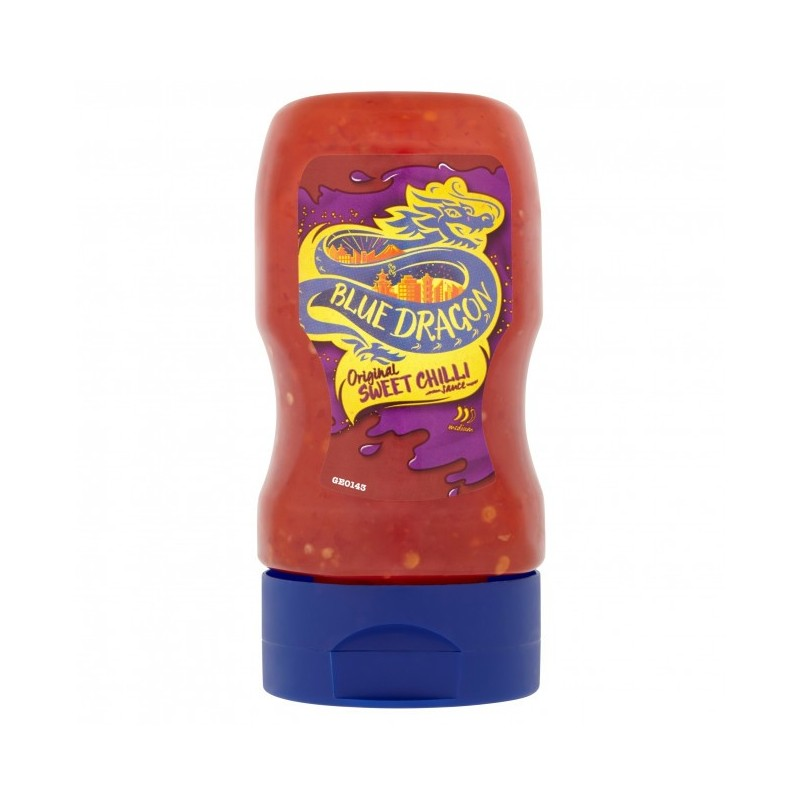 Dipping Sos Sweet Chilli Original, Dulce Picant, Blue Dragon, 310 g
