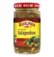 Old El Paso - Ardei Jalapeno Feliati 215g