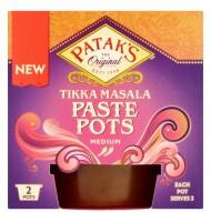 Pasta Tikka Masala, Patak's, 2 x 70 g