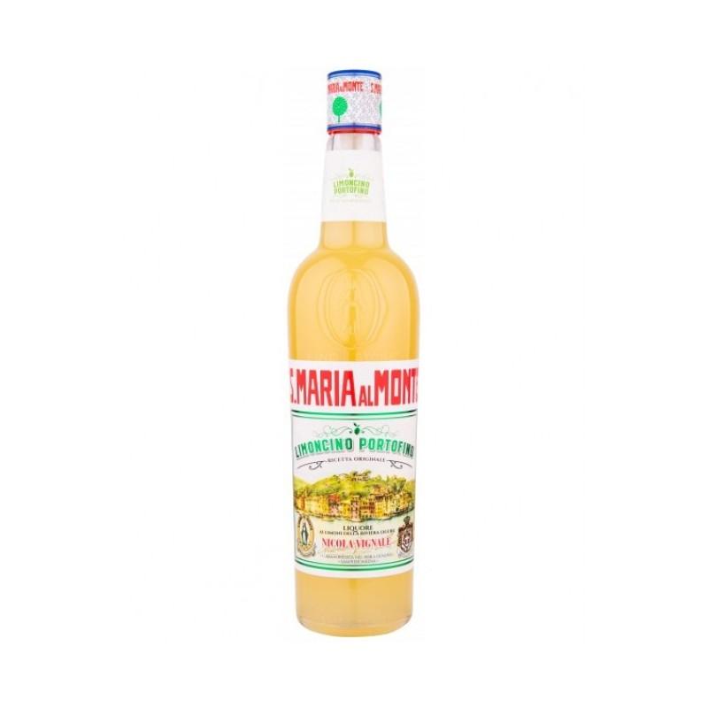 Caffo - Limoncino Portofino - Lichior 30% Alc 0,7 L