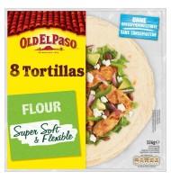 Tortillas Old El Paso 8buc 326g