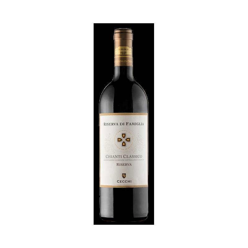 Cecchi - Vin Chianti Classico Riserva Di Famiglia Docg 0.75l