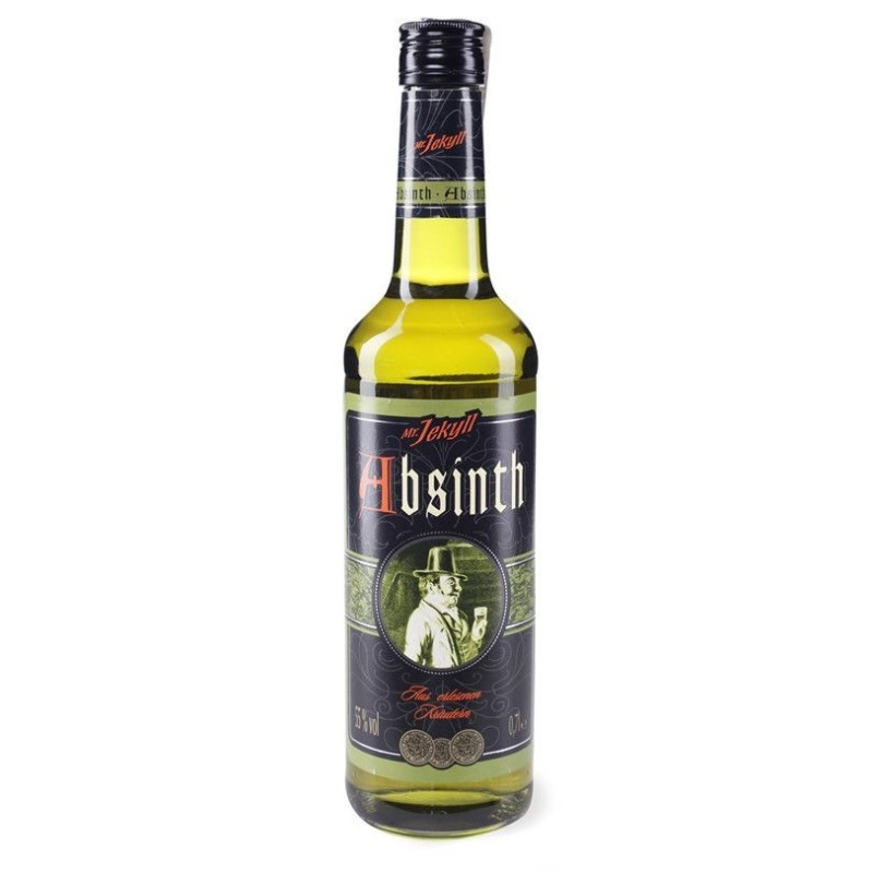 Berentzen - Absinth Mr Jekyll 55% Alcool 0.7l