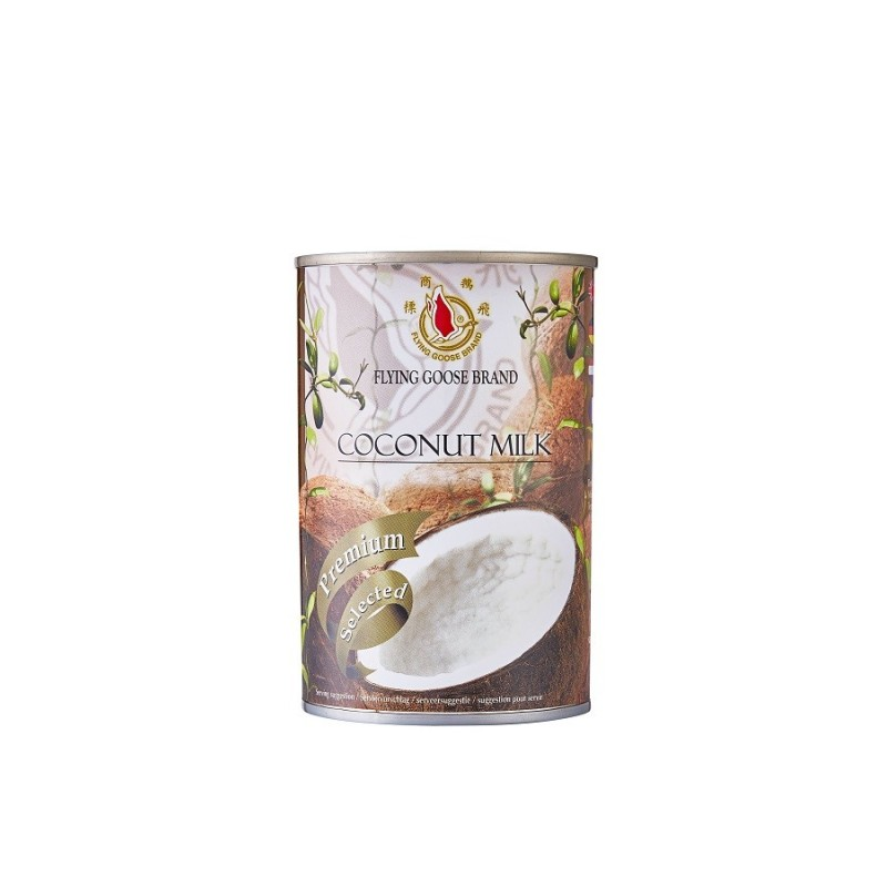 Flying Goose - Coconut Milk 18% Fat 400ml
