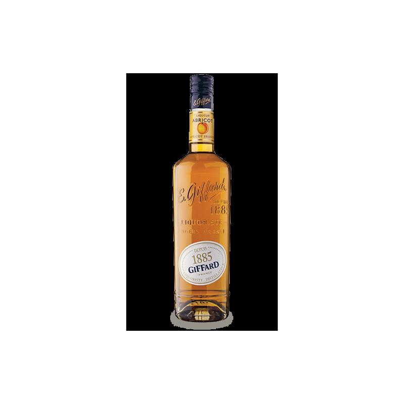 Giffard - Lichior Apricot 25% Alcool 0.7l