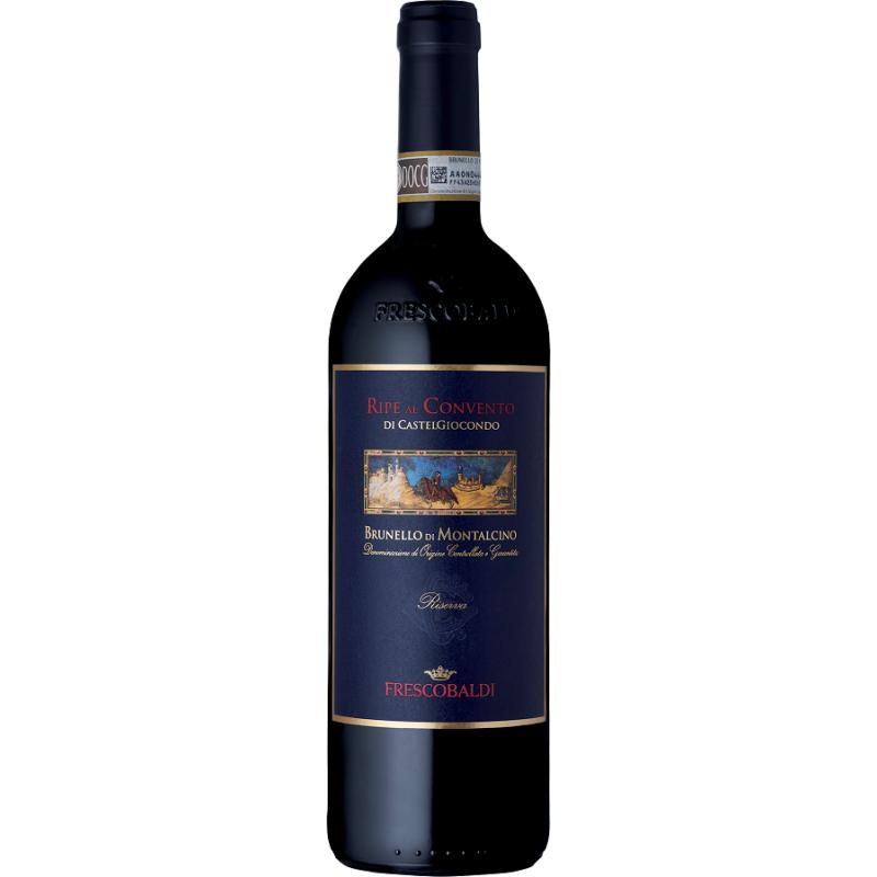 Italia - Frescobaldi Ripe Al Convento Castelgiocondo - Vin Brunello Di Montalcino Rosu Docg 14,5% Alcool 0.75l