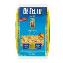De Cecco - Paste Farfalle 1 Kg