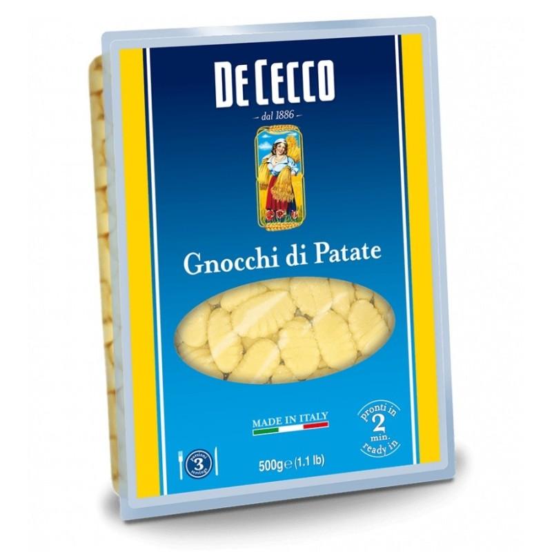 De Cecco - Paste Gnocchi Di Patate 500g