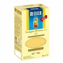 Lasagna Paste cu Ou Timballo De Cecco, 500g