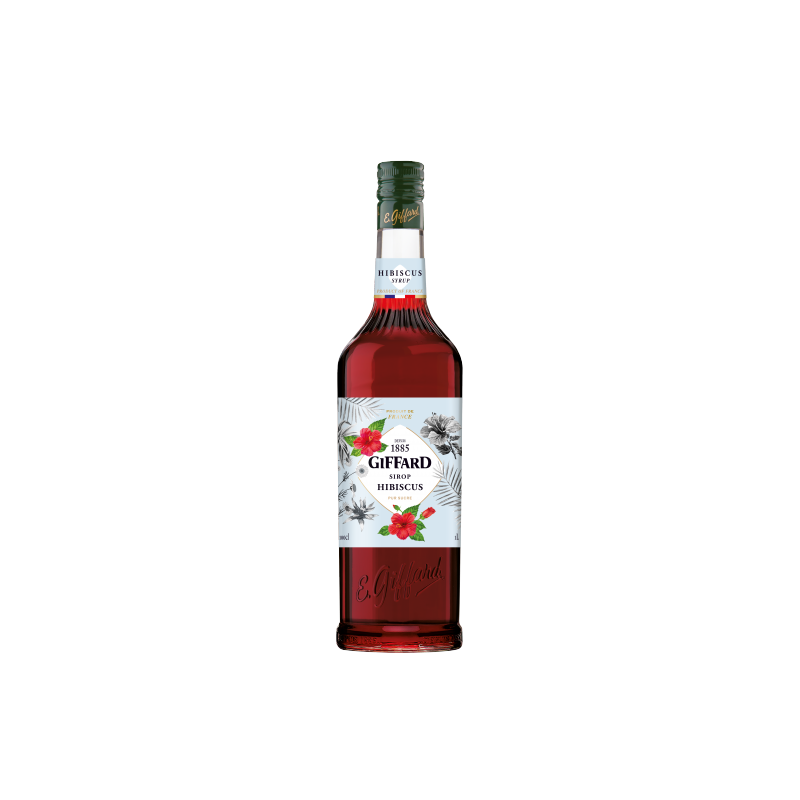 Giffard - Sirop Hibiscus 1 L