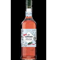 Giffard - Sirop Rhubarb 1 L