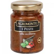 Pesto Siciliano cu Rosii Cherry Agromonte I Pesti 200 g
