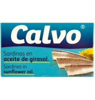 Calvo - Sardine in Ulei Fl...