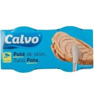 Pate de Ton Calvo 2x75g
