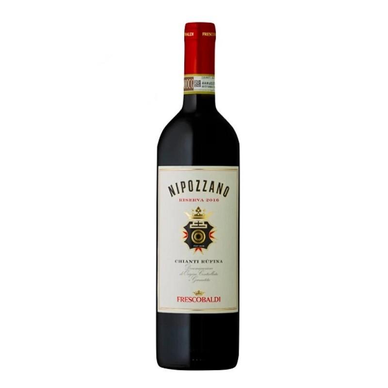 Vin Rosu Nipozzano Riserva Chianti Rufina DOCG Frescobaldi Castello Nipozzano Italia  13% Alcool, 0.75l