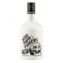 Rom cu Cocos Dead Mans Fingers 37.5% Alcool, 0.7 l