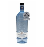 Gin City Of London Dry, Alcool 41.3%, 0.7L