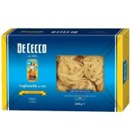 Paste Nidi Semola Tagliatelle De Cecco 500g
