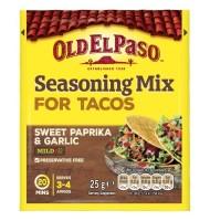 Mix Condimente Taco  Old El...