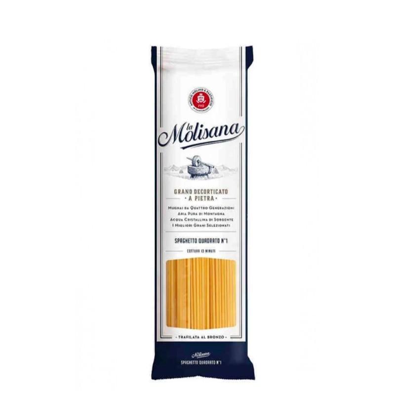 La Molisana - Paste Spaghetto Quadrato No1 1kg
