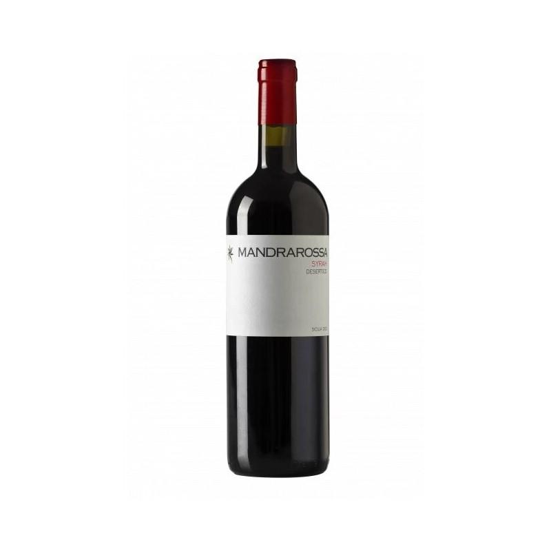 Vin Rosu Syrah Desertico DOC Mandrarossa 750 ml