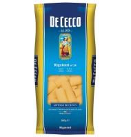Paste Rigatoni De Cecco 500g