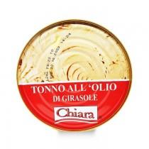 Chiara - Ton in Ulei de Fl Soarelui 523g