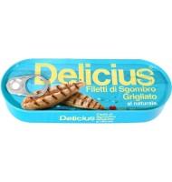 Delicius - File de Macrou in Sos Natur 110 g