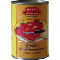 Mazza - Rosii Cuburi 2,5 Kg
