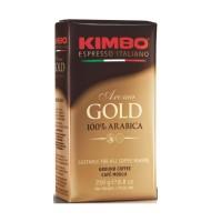 Cafea Aroma Gold 100% Arabica Kimbo 250g