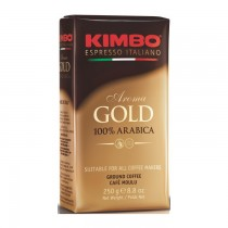 Kimbo - Cafea Aroma Gold 100% Arabica 250g