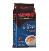 Kimbo - Cafea Aroma Intenso Boabe 250g