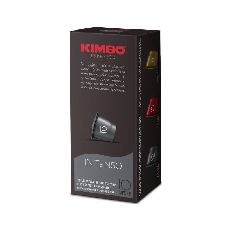 Kimbo - Cafea Capsule Intenso 10 capsule * 5,7g