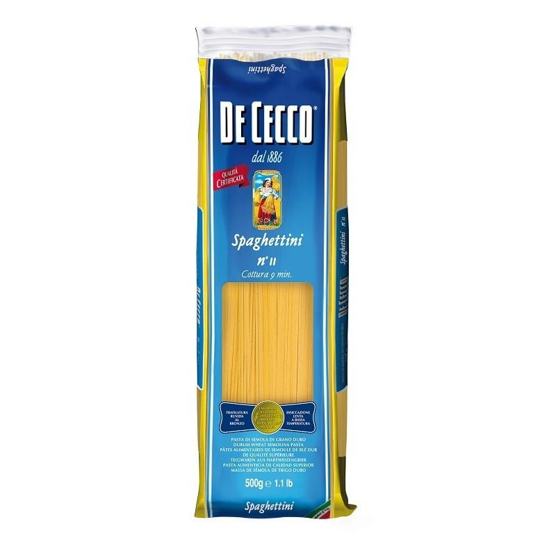 De Cecco - Paste Spaghettini 500g