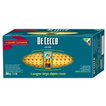 Paste Lasagna Larga Dop Riccia  De Cecco 500g
