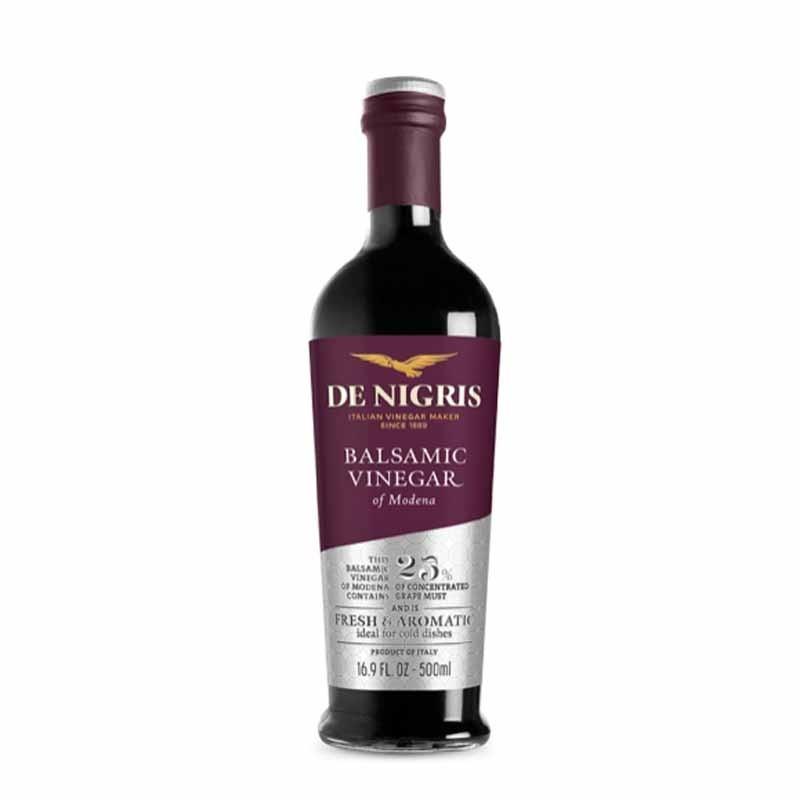 Otet Balsamic de Modena, 25% Must, De Nigris, 500 ml