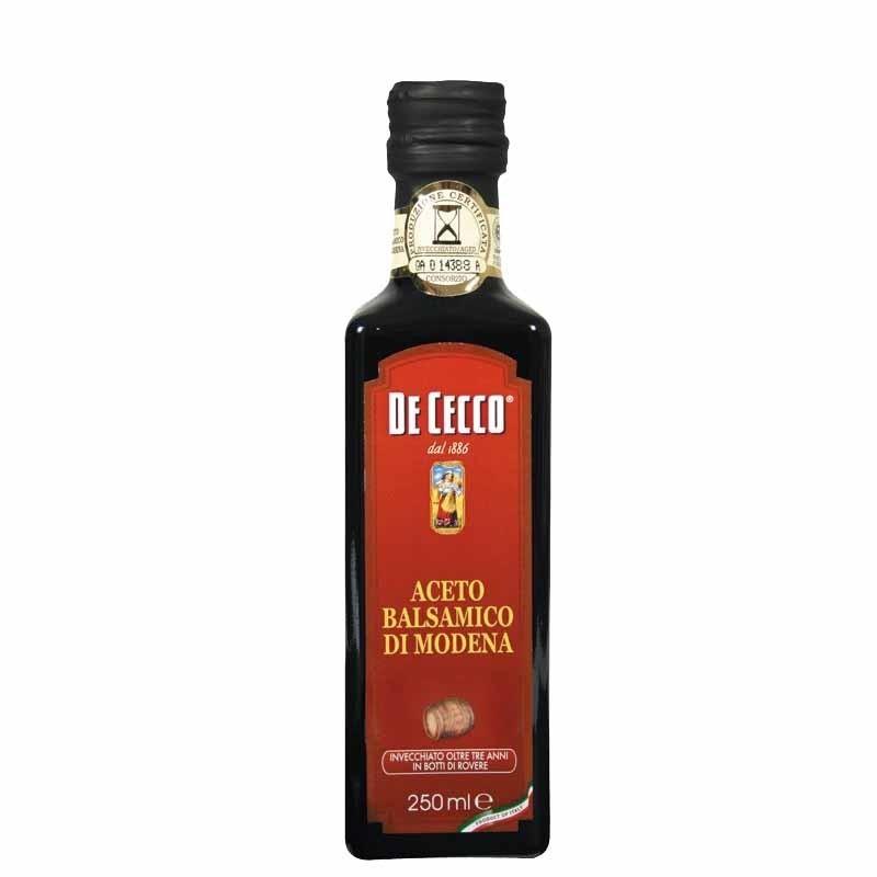 Otet Balsamic de Modena, De Cecco, 250 ml