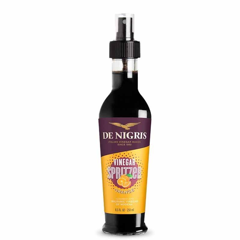 Otet Balsamic de Modena cu Aroma de Portocale, Spray, De Nigris, 250 ml