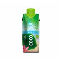 Apa de Cocos 100% Aqua Verde - Eco, 0,33 l