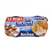 Pate de Ansoa La Piara, 2 x 77 g