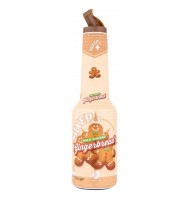 Sirop Gourmet Gingerbread...