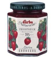 Gem de Capsuni cu 70% Fruct Darbo 200g